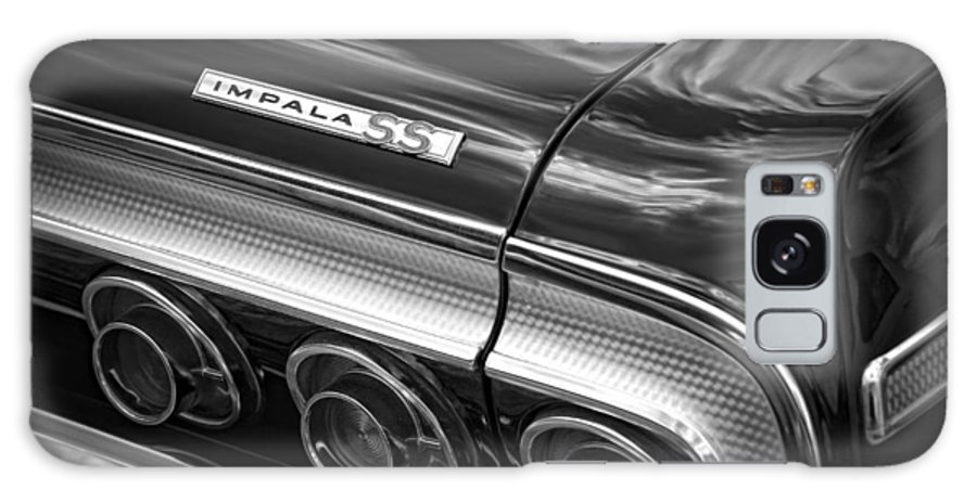1964 Galaxy S8 Case featuring the photograph 1964 Chevrolet Impala Ss by Gordon Dean II