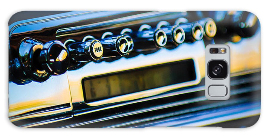 1947 Cadillac Model 62 Coupe Radio Galaxy S8 Case featuring the photograph 1947 Cadillac Model 62 Coupe Radio by Jill Reger