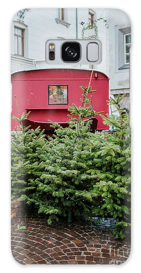 Outdoor Galaxy S8 Case featuring the photograph Christmas Time by Viktor Pravdica