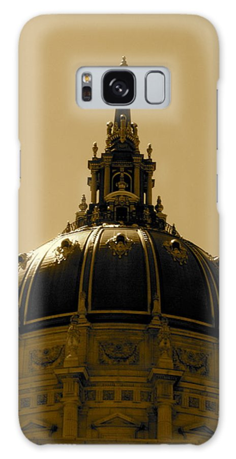 Galaxy S8 Case featuring the photograph Cupula by Fanny Diaz