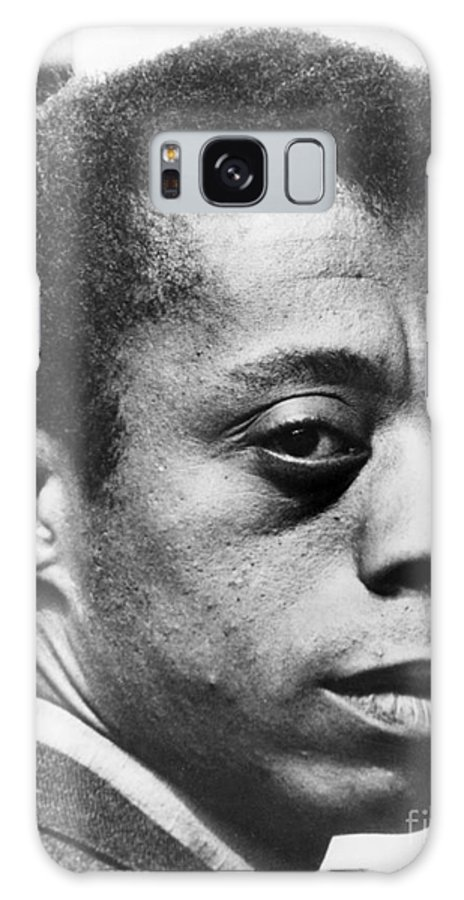 20th Century Galaxy Case featuring the photograph James Baldwin by Granger
