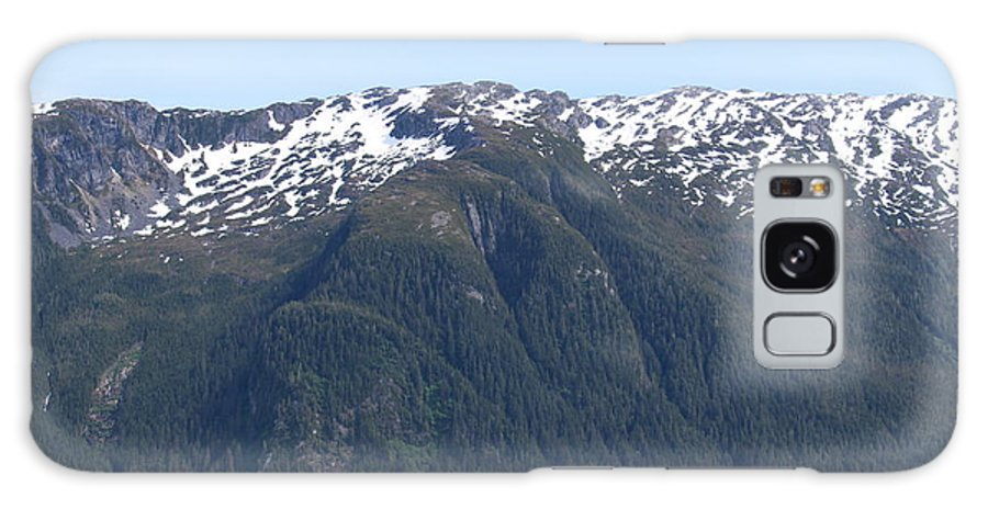 Galaxy S8 Case featuring the photograph Juneau, Alaska by Susan Saddler