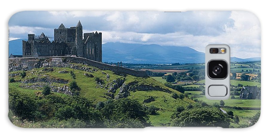Outdoors Galaxy S8 Case featuring the photograph Rock Of Cashel, Co Tipperary, Ireland by The Irish Image Collection