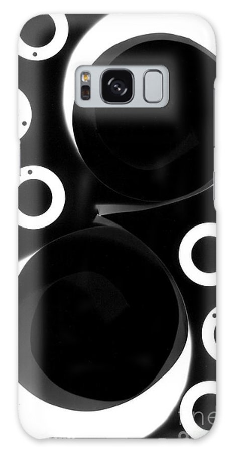 Abstract Galaxy S8 Case featuring the photograph Untitled by Gabriela Insuratelu