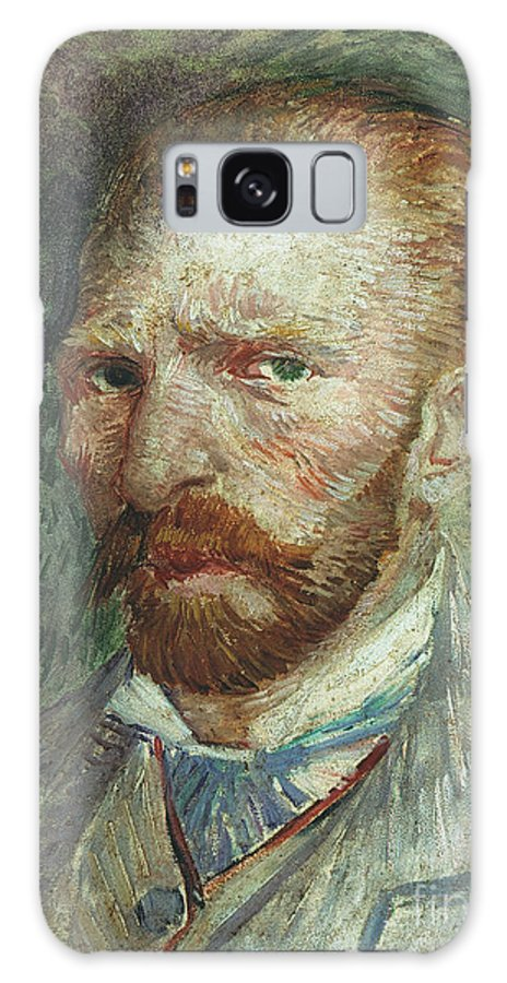 19th Century Galaxy S8 Case featuring the photograph Vincent Van Gogh (1853-1890) by Granger