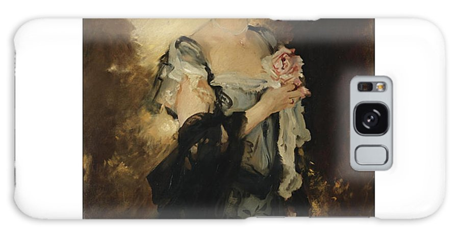 John Singer Sargent Galaxy S8 Case featuring the painting William Crowninshield Endicott by John Singer