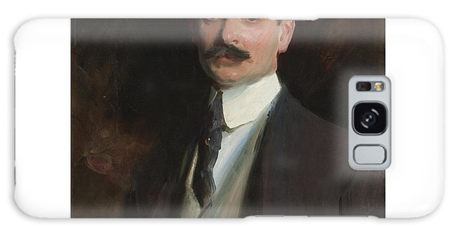 John Singer Sargent Galaxy S8 Case featuring the painting William Thorne by John Singer