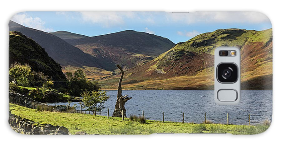 Crummock Water Galaxy S8 Case featuring the photograph Crummock Water by Graham Moore