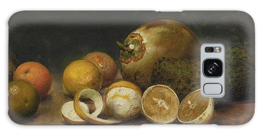 Juan Gil García ) Still Life Galaxy S8 Case featuring the painting Still Life by MotionAge Designs
