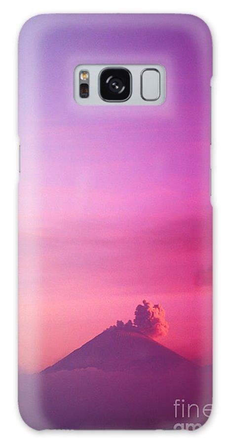Active Galaxy S8 Case featuring the photograph Bromo Tengger Semeru by Gloria & Richard Maschmeyer - Printscapes