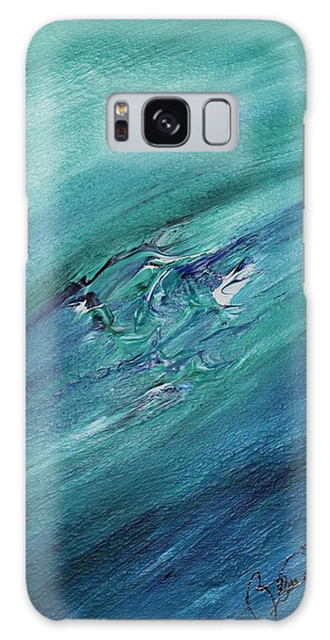 Galaxy S8 Case featuring the painting Masterpiece Collection by Brenda Basham Dothage