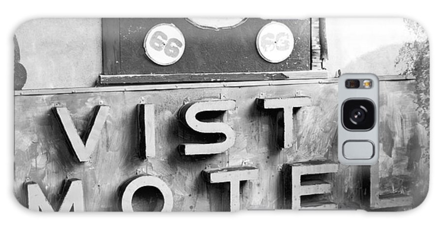 Route 66 Galaxy S8 Case featuring the photograph Route 66 Cars Cafes Restaurants Hotels Motels by ELITE IMAGE photography By Chad McDermott