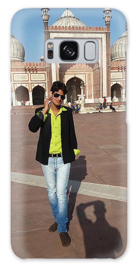 Harpal Singh Jadon Galaxy S8 Case featuring the photograph Harpal Singh Jadon by Harpal SIngh Jadon Jadon