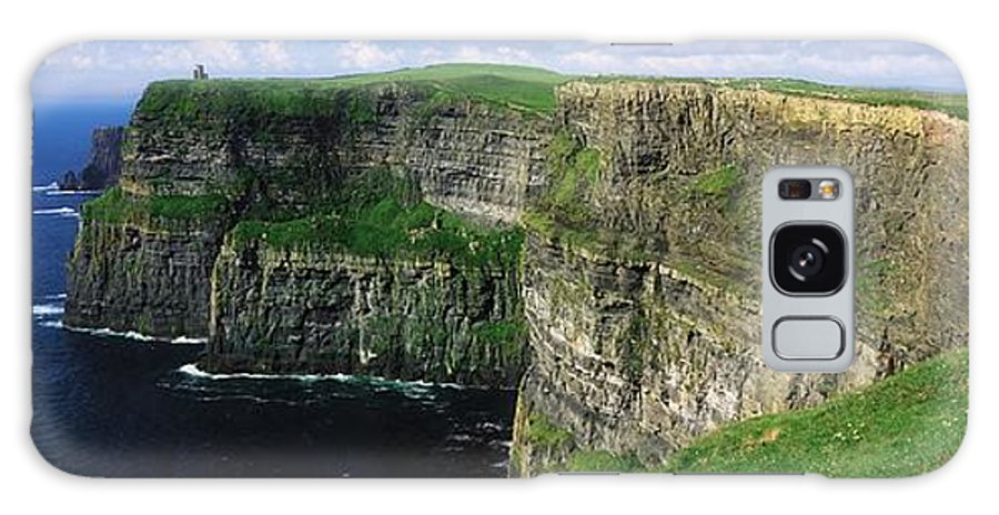 Beauty In Nature Galaxy S8 Case featuring the photograph Cliffs Of Moher, Co Clare, Ireland by The Irish Image Collection