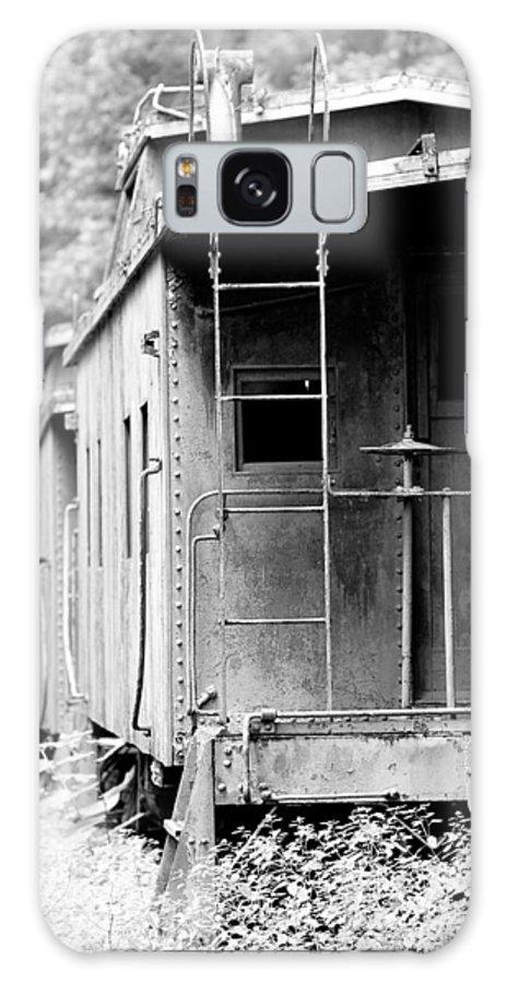 Train Galaxy S8 Case featuring the photograph Train by Sebastian Musial