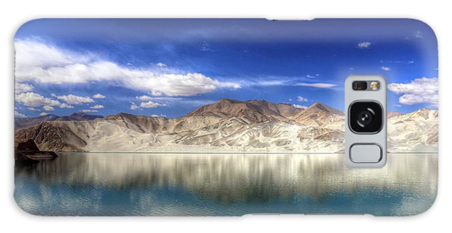Xinjiang Province China Galaxy S8 Case featuring the photograph Xinjiang Province China by Paul James Bannerman