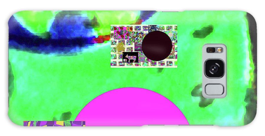 Walter Paul Bebirian Galaxy S8 Case featuring the digital art 5-24-2015cabcdefghijklmnopqrtuv by Walter Paul Bebirian