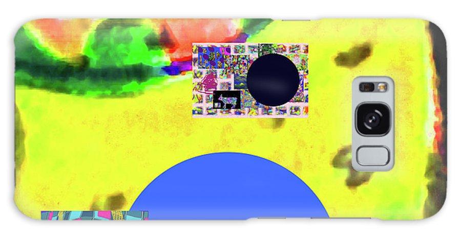 Walter Paul Bebirian Galaxy S8 Case featuring the digital art 5-24-2015cabcdefghijklmnopqrtuvwxyzabcd by Walter Paul Bebirian