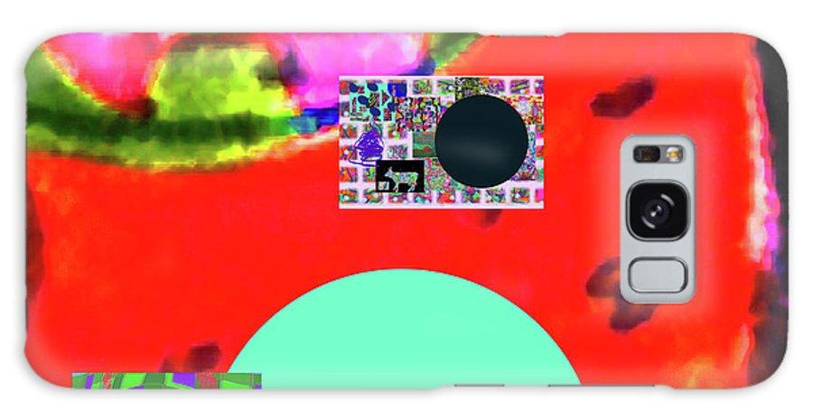Walter Paul Bebirian Galaxy S8 Case featuring the digital art 5-24-2015cabcdefghijklmnopqrtuvwxyzabcdefghij by Walter Paul Bebirian