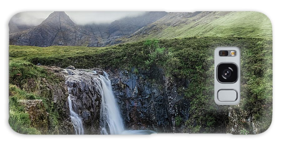 Fairy Pools Galaxy S8 Case featuring the photograph Fairy Pools - Isle Of Skye by Joana Kruse