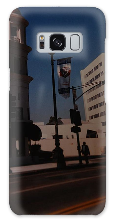 Hollywood California Galaxy S8 Case featuring the photograph 75th Hollywood by Rob Hans