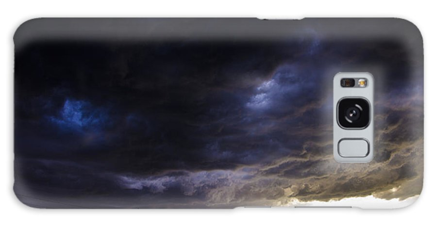Nebraskasc Galaxy S8 Case featuring the photograph 2nd Storm Chase 2015 by NebraskaSC