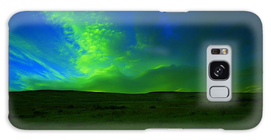 Dusk Galaxy S8 Case featuring the photograph A Beautiful Dusk by Jeff Swan