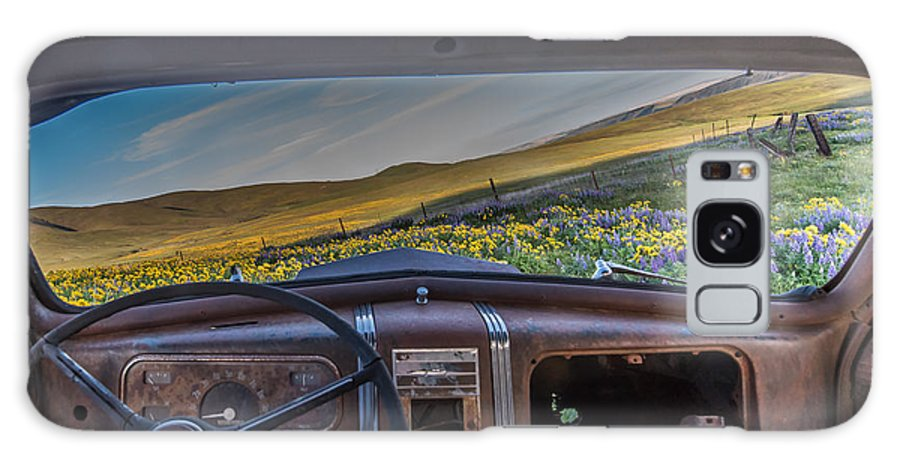 Landscape Galaxy S8 Case featuring the photograph A Classics View by Exquisite Oregon