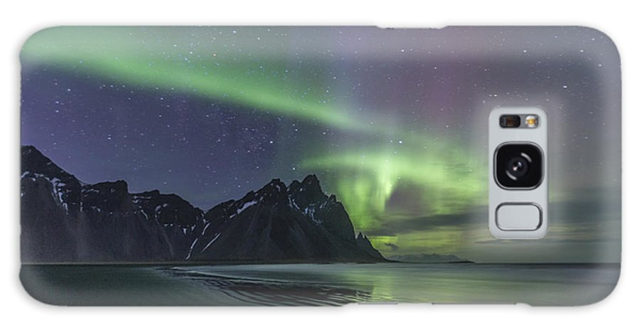 Kremsdorf Galaxy S8 Case featuring the photograph A Dream As Real As Darkness by Evelina Kremsdorf