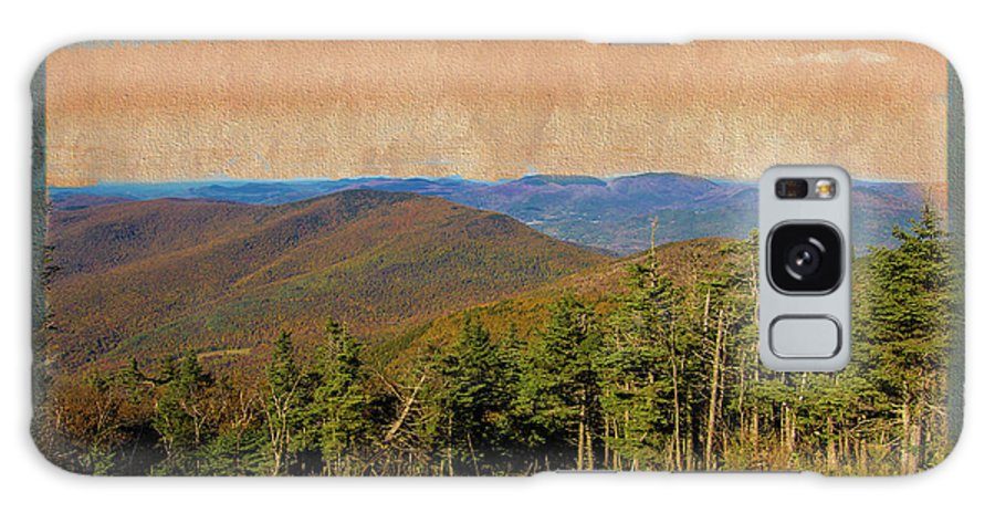 Equinox Mountain Galaxy S8 Case featuring the photograph Equinox Mountain, Vermont.       by Rusty R Smith