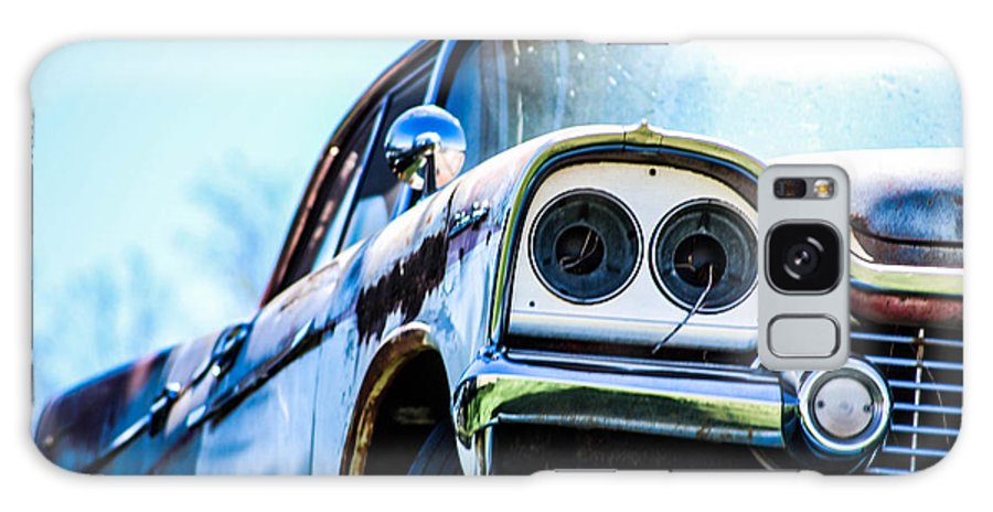 Car Galaxy S8 Case featuring the photograph Abandoned Car by McKinzi Gulickson