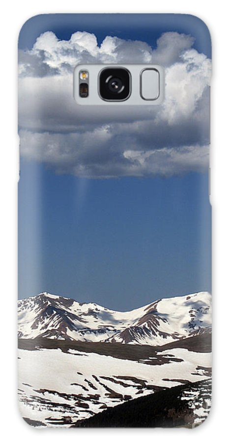 Colorado Galaxy Case featuring the photograph Above It All by Amanda Barcon