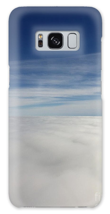 Sky Galaxy S8 Case featuring the photograph Above The Clouds I by Margie Hurwich