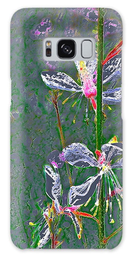 Abstract Galaxy S8 Case featuring the photograph Abstract 171 by Pamela Cooper