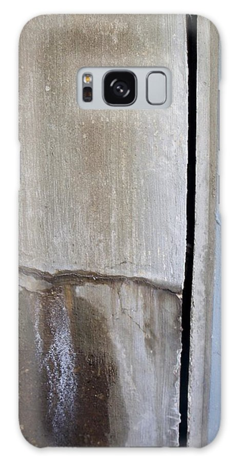 Industrial. Urban Galaxy S8 Case featuring the photograph Abstract Concrete 1 by Anita Burgermeister