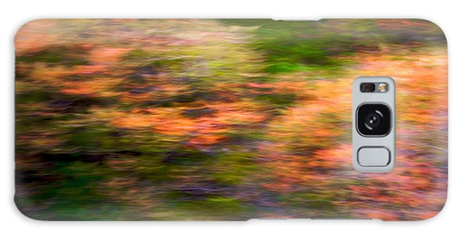 Nature Galaxy S8 Case featuring the photograph Abstract Impressionist Study 3 by Julius Reque