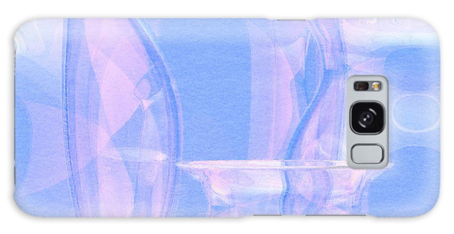 Glass Galaxy Case featuring the photograph Abstract Number 21 by Peter J Sucy