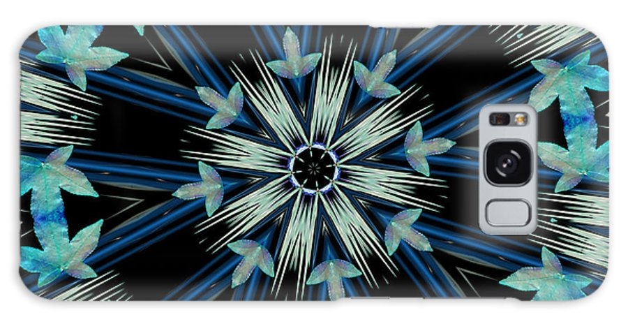 Kaleidoscope Galaxy S8 Case featuring the photograph Acquiescence by Elaine Teague
