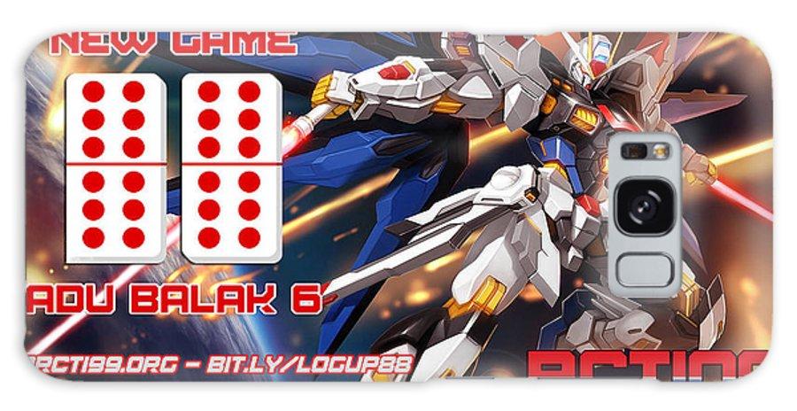 Adu Balak Qq Situs Judi Poker Domino 99 Online Galaxy S8 Case For Sale By Rctiqq