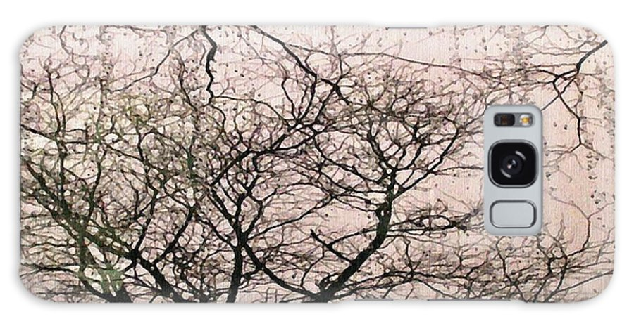 Rain Galaxy S8 Case featuring the photograph Afternoon Rain by Sarah Loft