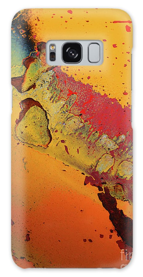 Urban Galaxy S8 Case featuring the photograph Aging In Colour 5 by Tara Turner