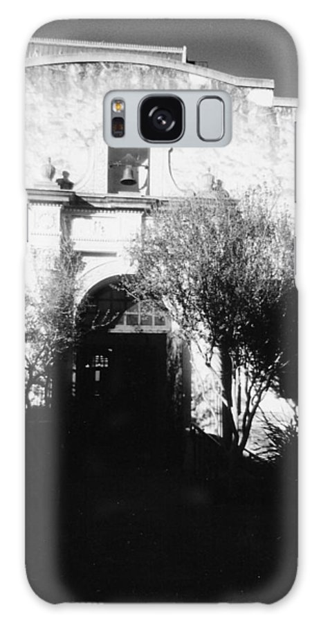 Alamo Galaxy Case featuring the photograph Alamo by Pharris Art