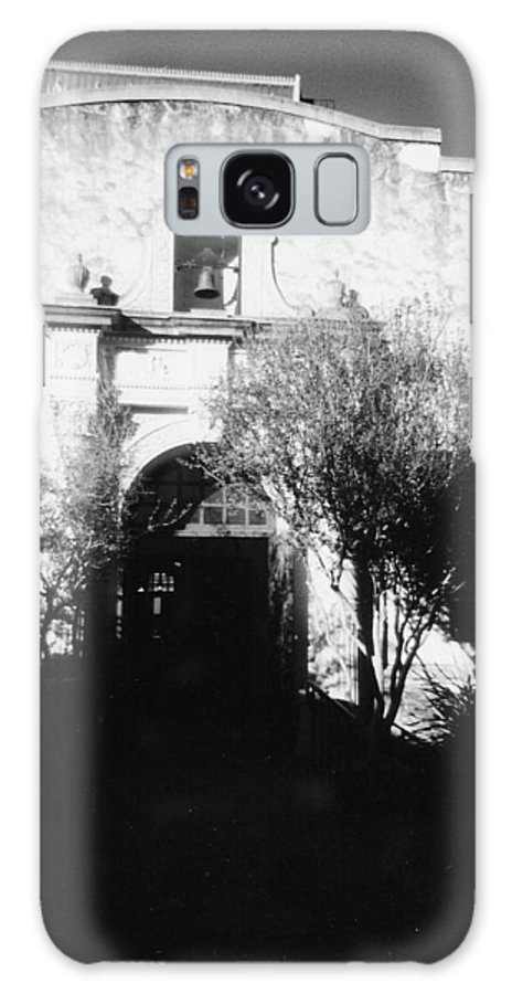 Alamo Galaxy S8 Case featuring the photograph Alamo by Pharris Art