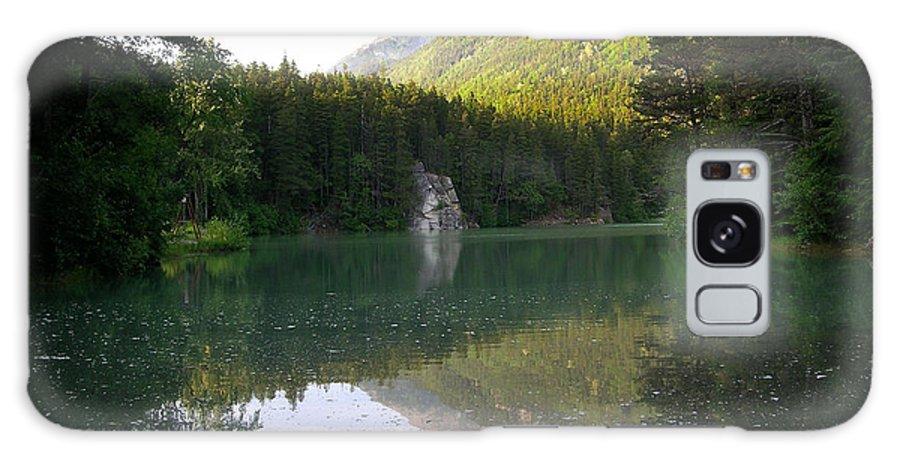Alaska Galaxy S8 Case featuring the photograph Alaskan Lake by Douglas Barnett