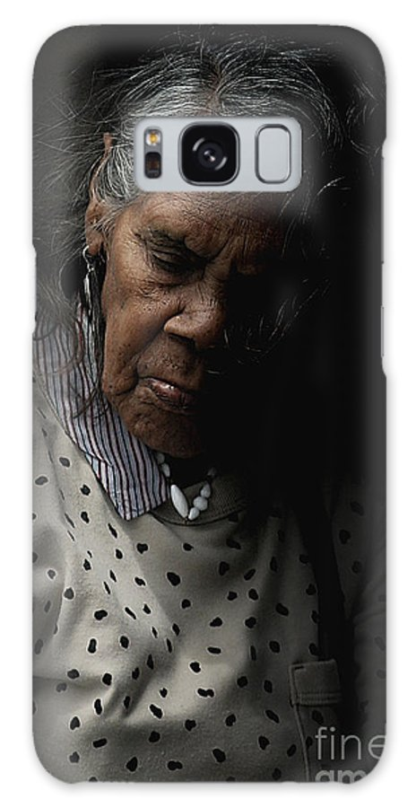 Portrait Galaxy S8 Case featuring the photograph Alice by Sheila Smart Fine Art Photography