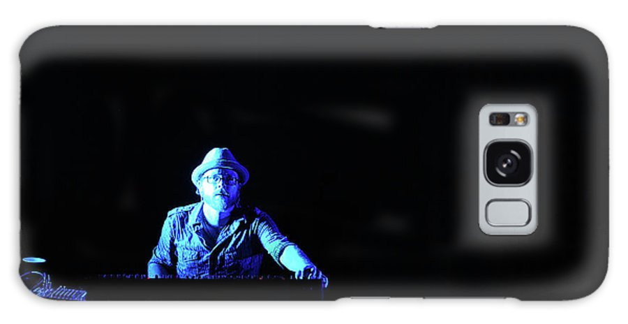 Music Galaxy S8 Case featuring the photograph Alone In The Music by Don Mennig