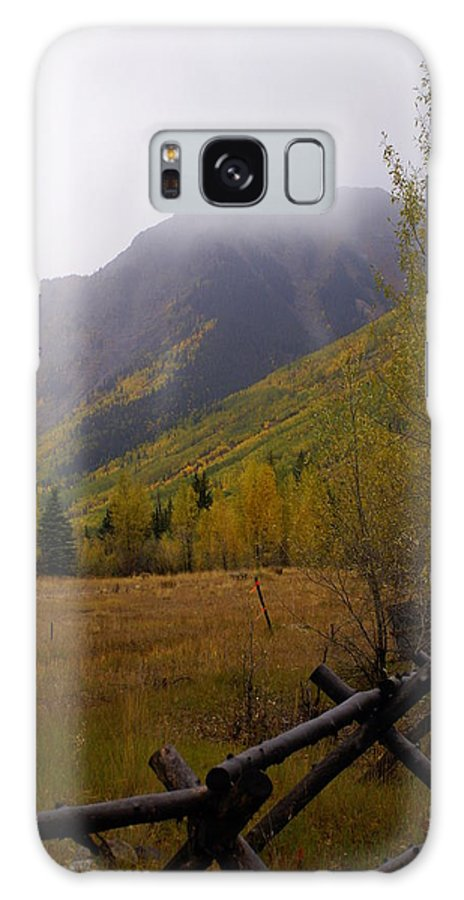 Colorado Galaxy S8 Case featuring the photograph Along The Alpine Loop by Marty Koch