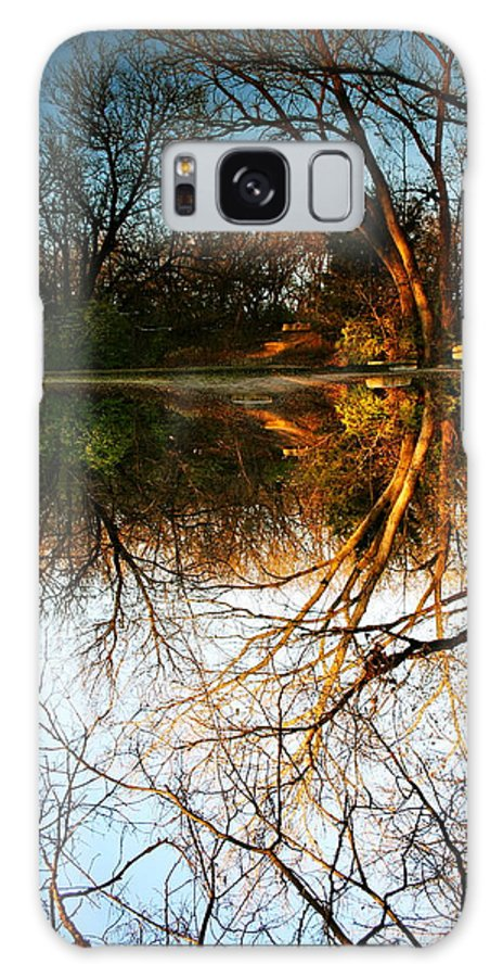 Landscape Galaxy S8 Case featuring the photograph Alternate Reality by Abby Herberger