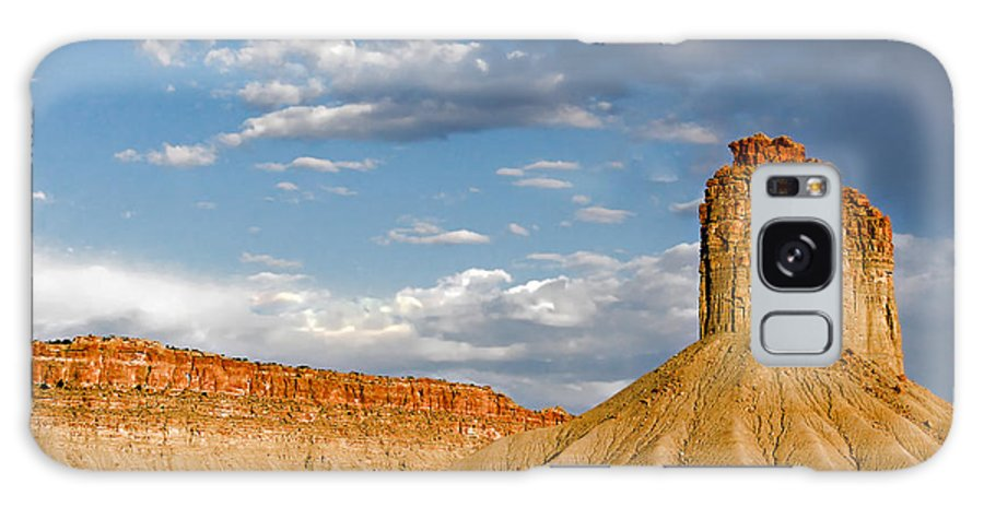 Mountain Galaxy S8 Case featuring the photograph Amazing Mesa Verde Country by Christine Till