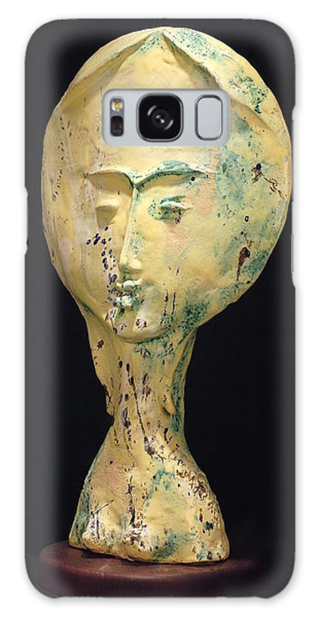 Galaxy Case featuring the sculpture Ambrosia by Gian Genta